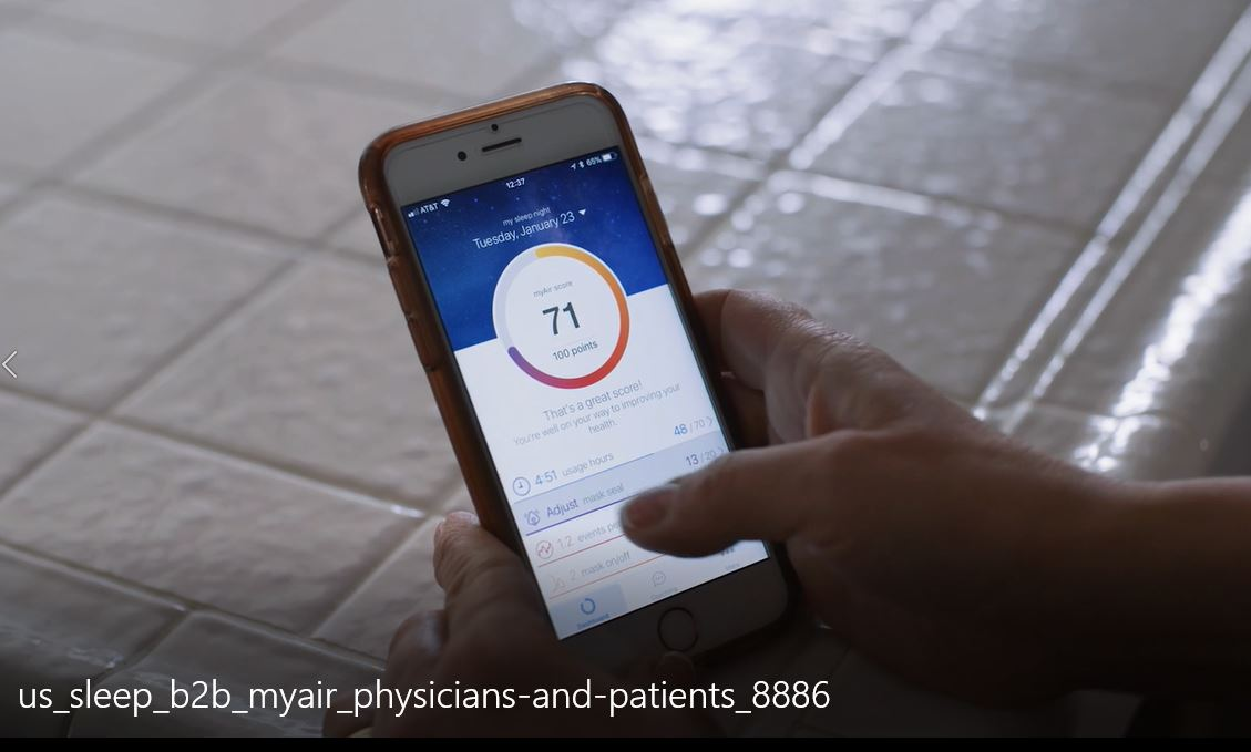 myAir for Physicians and Patients