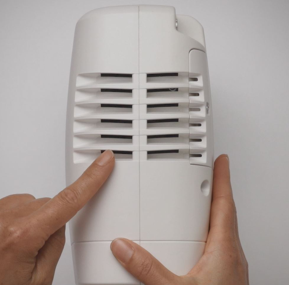 Mobi - cleaning vent fan