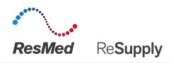 ResMed ReSupply