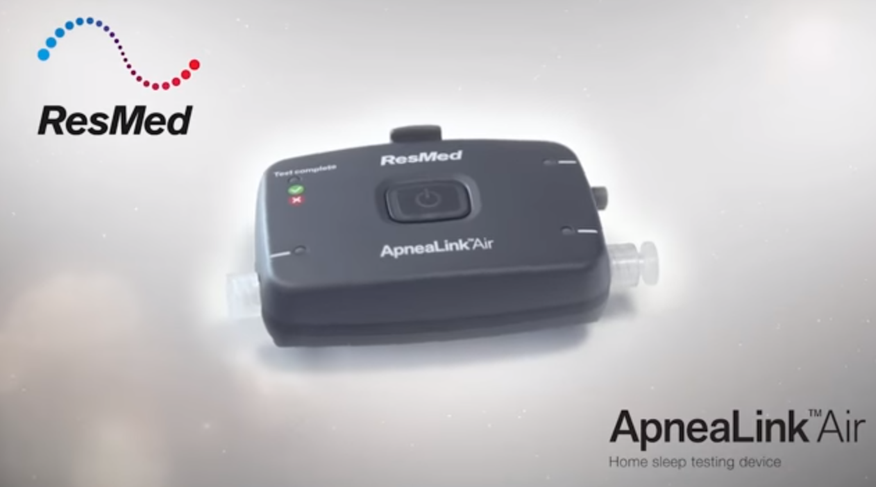 How to use the ApneaLink™ Air Home Sleep Testing Device