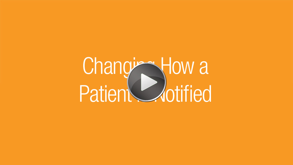 U-Sleep-Changing How a Patient is Notified
