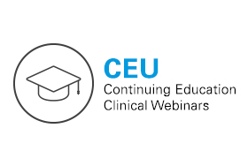 Continuing Education Clinical Webinars